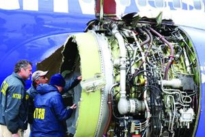 Boeing lại gặp rắc rối lớn với dòng máy bay 737