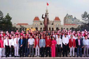 Đoàn thể thao phía Nam làm lễ xuất quân trước thềm SEA Games 30