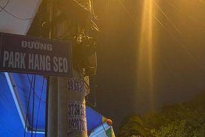 Người Sài Gòn ngạc nhiên, cư dân mạng phản đối con đường mang tên Park Hang-seo