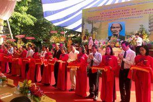 Tổ chức lễ giỗ cụ Phó bảng Nguyễn Sinh Sắc