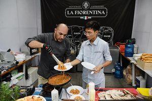 Thưởng thức hương vị Italia giữa lòng Hà Nội