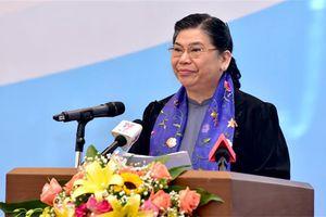 Phát biểu của Phó Chủ tịch Thường trực Quốc hội Tòng Thị phóng tại Hội nghị về chính sách phát triển toàn diện trẻ em