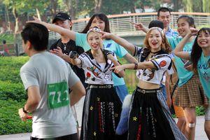Sôi nổi cuộc thi chạy Ekiden 'Nhật Bản trong lòng Việt Nam 2019'