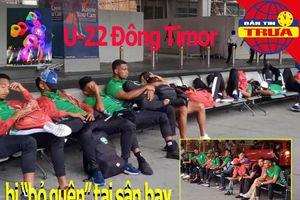 Chủ nhà SEA Games 'bỏ quên' Đông Timor; FAT giữ chân Nishino