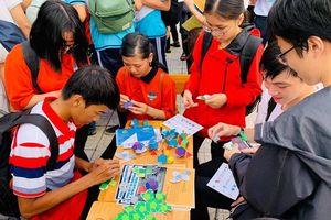 Gần 5.000 học sinh tham gia ngày hội Toán học mở 2019