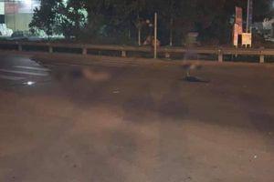 Xe tải tông xe máy kinh hoàng, 3 người thương vong