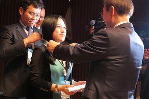 Người Việt Nam đầu tiên được vinh danh 'Công dân danh dự Seoul'