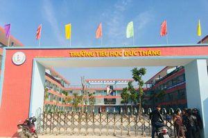 Tiểu học Đức Thắng- quận Bắc Từ Liêm: Phụ huynh học sinh bức xúc vì Ban giám hiệu không gặp mặt