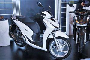 Honda SH 125 2020 tăng giá gần 20 triệu đồng tại đại lý