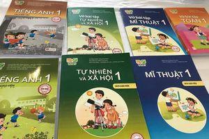 Chọn sách giáo khoa lớp 1 phải phù hợp với địa phương