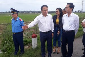 Quảng Ngãi cần khắc phục nhiều vấn đề ở tuyến tránh Quốc lộ 1A