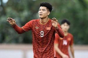 Hà Đức Chinh tỏa sáng, U22 Việt Nam đè bẹp U22 Brunei
