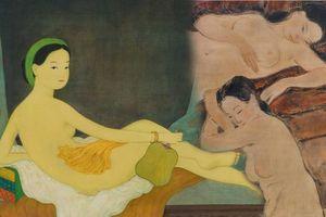 Những bức tranh khỏa thân của họa sĩ Việt được bán với giá kỉ lục