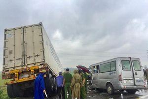 Thăm hỏi, chia buồn các nhà sư trong vụ tai nạn thảm khốc ở Quảng Ngãi