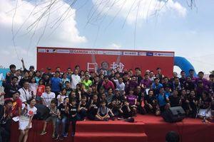 Đông đảo DN Nhật Bản tham dự Cuộc thi chạy Ekiden