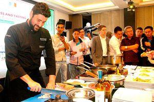 'Nét đẹp ẩm thực Ý' tại Nha Trang