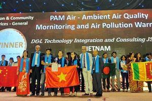 PAM Air của Việt Nam đoạt Giải thưởng APICTA Awards 2019