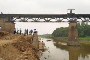 Đề nghị làm 2 hầm chui và đường gom dọc tuyến đường sắt Đông Anh - Quán Triều