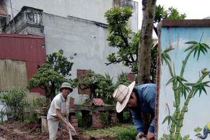 Người đàn ông Hà Nội hiến đất hàng trăm triệu xây đường