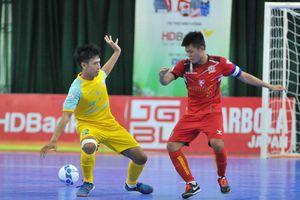 Futsal HDBank Cúp Quốc gia 2019: Sanvinest Sanatech Khánh Hòa ngược dòng đánh bại Cao Bằng