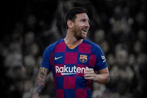Frenkie de Jong: 'Messi trên tầm mọi cầu thủ khác'