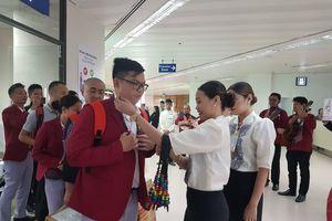 Đoàn Thể thao Việt Nam gia nhập Làng VĐV SEA Games