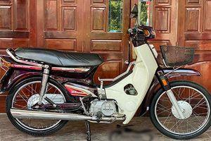 Honda Dream II dùng 18 năm 'thét giá' 70 triệu ở Hà thành