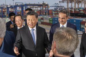 Lo ngại 'vòi' đầu tư vươn dài khắp châu Âu của Trung Quốc