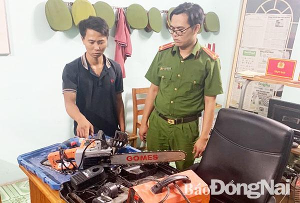 Công an TP.Biên Hòa: Đẩy mạnh tuần tra để phòng ngừa tội phạm