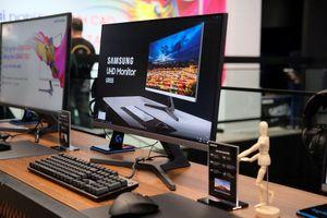 Samsung ra mắt màn hình chuyên đồ họa và giải trí, giá 14,9 triệu đồng