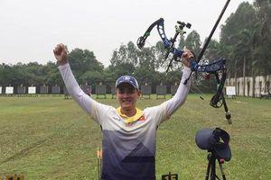 Bắn cung Việt Nam giành huy chương lịch sử trước thềm SEA Games