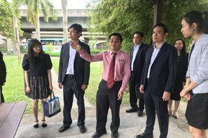 Tham quan, học tập kinh nghiệm mô hình giao thông kết hợp chống ngập tại Malaysia