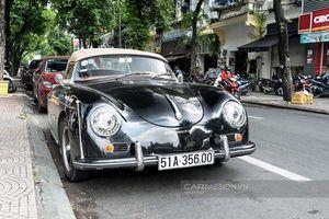 Chi tiết Porsche 356A Speedster di sản 'siêu hiếm' ở Sài Gòn