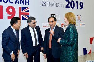 Khai mạc Hội nghị 'Gặp gỡ Vương quốc Anh'