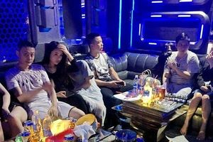 Đà Nẵng: Phát hiện nhiều thanh thiếu niên nước ngoài 'bay lắc' trong quán karaoke