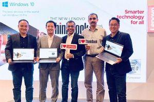 Lenovo ra mắt dòng Thinkbook hướng đến DNNVV