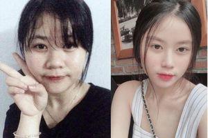 Giảm gần 30kg trong 3 tháng, nữ sinh phủ nhận 'lột xác' nhờ dao kéo