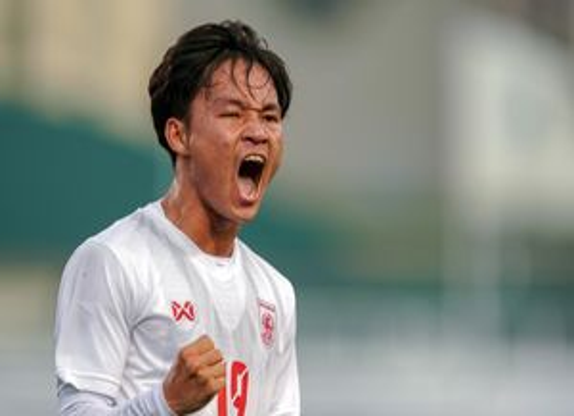 U22 Myanmar vươn lên ngôi đầu bảng A