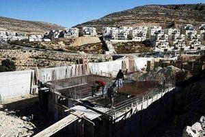 Liên hợp quốc phản đối hoạt động định cư của Israel ở Bờ Tây