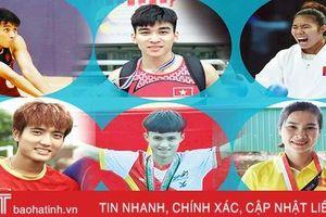 Những hy vọng 'vàng' của thể thao Hà Tĩnh tại SEA Games 30