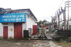 Hà Tĩnh: Công nhân điện lực tử vong trong lúc sửa chữa tại trạm biến áp
