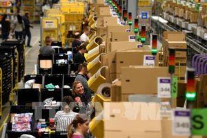 Hàng trăm nhân viên hãng Amazon tại Đức đình công đúng ngày Black Friday