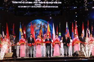 Khai mạc Lễ hội Thành phố Hồ Chí Minh - Phát triển và Hội nhập năm 2019