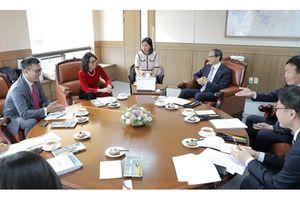 BHXH Việt Nam và Cơ quan Hưu trí quốc gia Hàn Quốc: Nâng tầm hợp tác phát triển