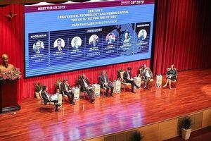 Kinh tế - Trụ cột của quan hệ Đối tác chiến lược Việt-Anh