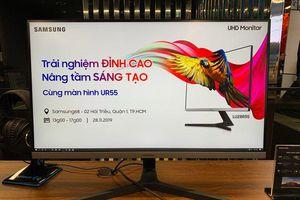 Samsung ra mắt màn hình đầu tiên trên thế giới đạt chuẩn bảo về mắt 2.0