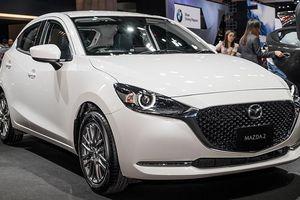 Mazda2 2020 giá từ 18.000 USD