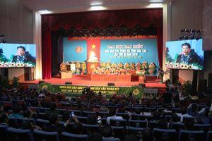 Phó Chủ tịch Thường trực Quốc hội Tòng Thị phóng dự Đại hội đại biểu các dân tộc thiểu số tỉnh đắc Lắk