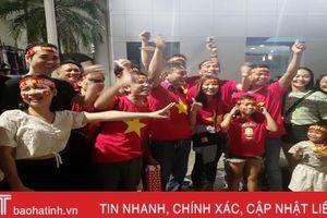 U22 Việt Nam vs Indonesia: CĐV Hà Tĩnh tiếp lửa cho thầy trò HLV Park