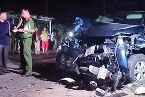 Bắt tài xế không có bằng lái gây tai nạn liên hoàn làm 4 người chết